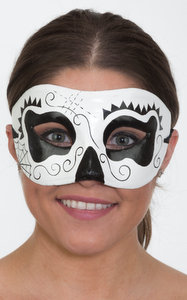 LADIES DAY OF THE DEAD MASK